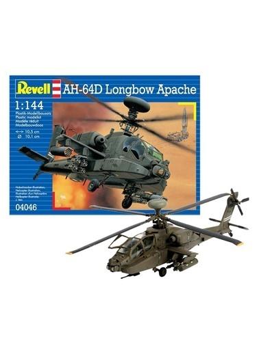 Revell Revell Maket 1:144 AH-64D Longbow Apache 4 Renkli